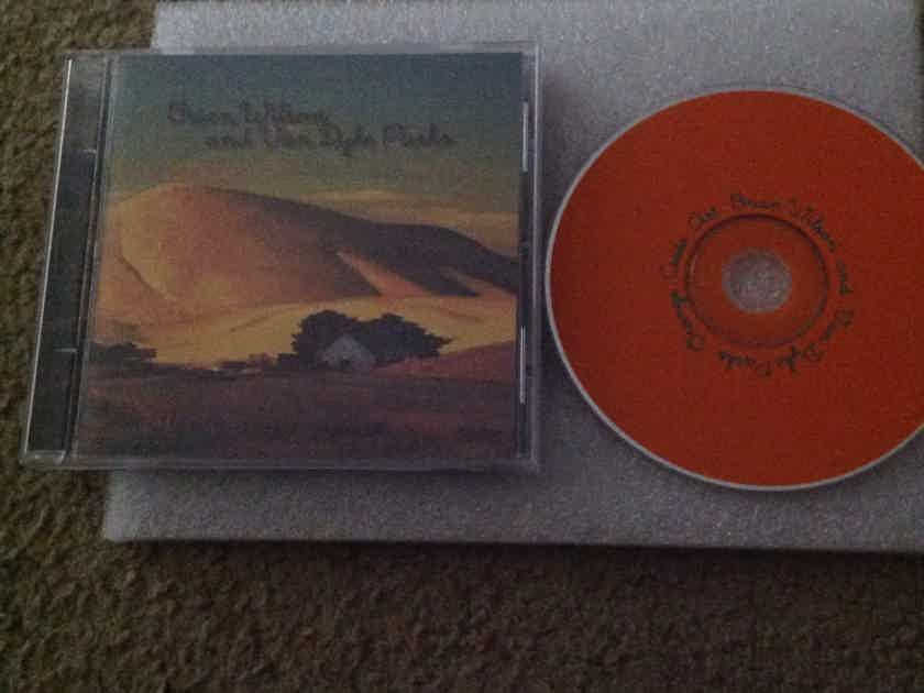 Brian Wilson Van Dyke Parks - Orange Crate Art Warner Brothers Records Compact Disc