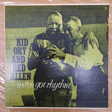 Kid Ory And Red Allen We've Got Rhythm
