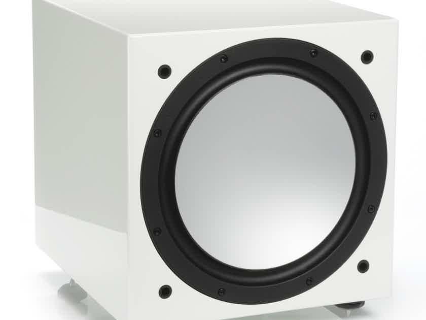 Monitor Audio Silver W12 Subwoofer - Brand New-in-Box; 5 Yr. Warranty; 43% Off; Free Ship