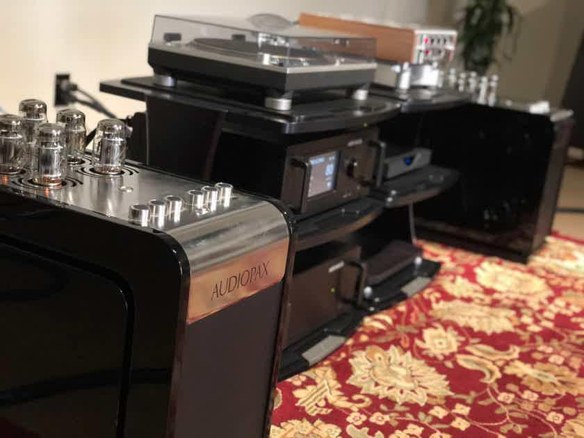 Audiopax Maggiore M100 100W SET Class A1 Monoblocks