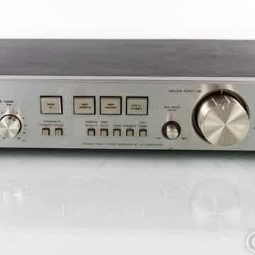 Luxman C-02 Vintage Stereo Preamplifier