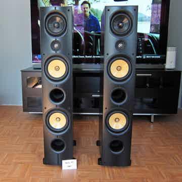 PSB Imagine X2T Floor-standing Tower Speakers 30-23KHz ...