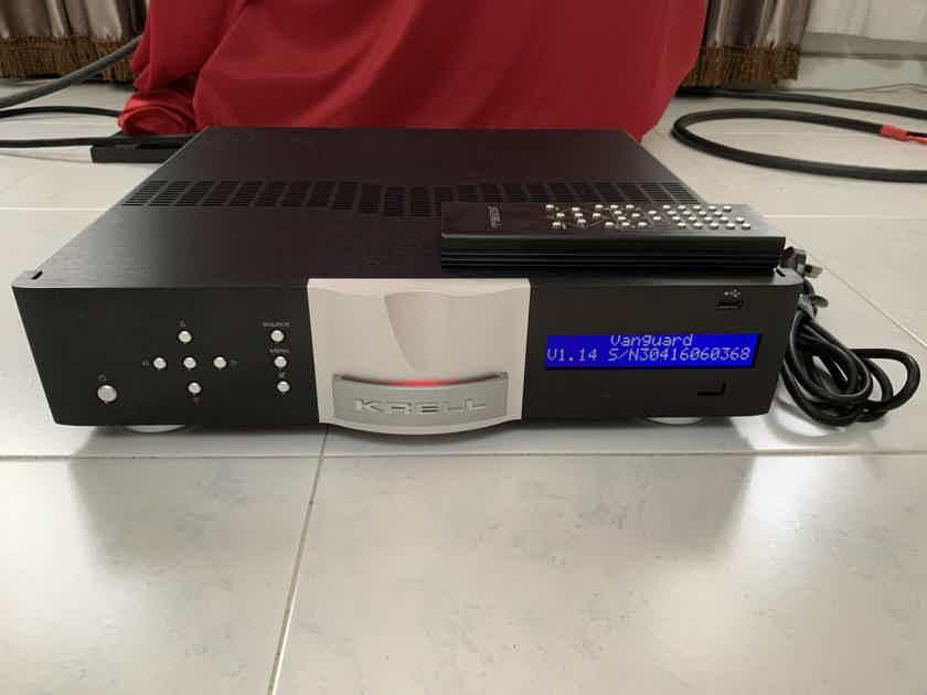 Krell Vanguard Integrated Amp - 240V @ 50/60Hz