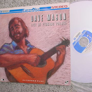 Dave Mason live at Perkins Palace