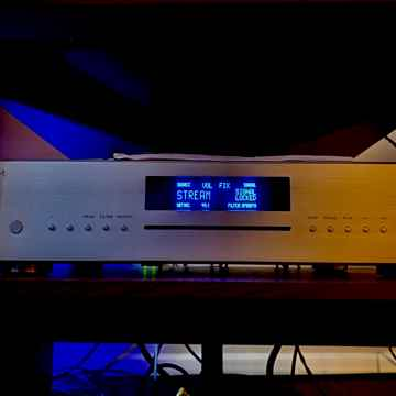 AVM Audio EVOLUTION MP 3.2 / CD 3.2