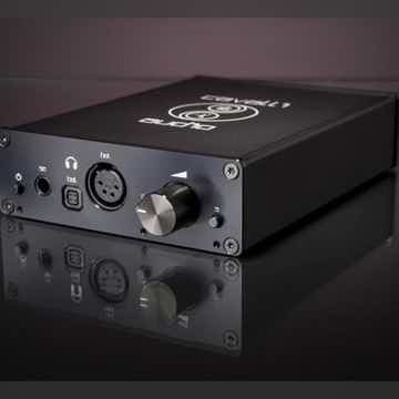 Cavalli Audio Liquid Carbon 2.0 Portable Headphone Amplifier