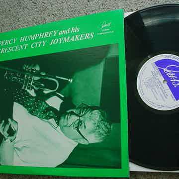 Joymakers lp record New Orleans jazz