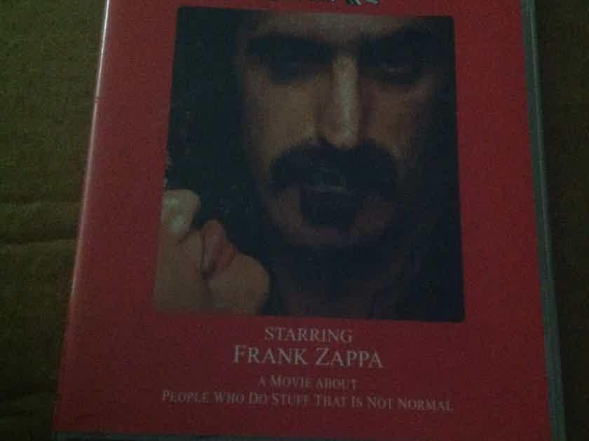 Frank Zappa - Baby Snakes Dvd Region 1
