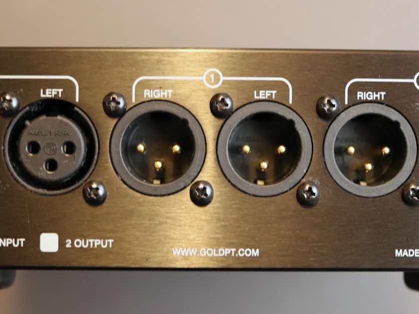 Goldpoint Level Controls SW2X-0