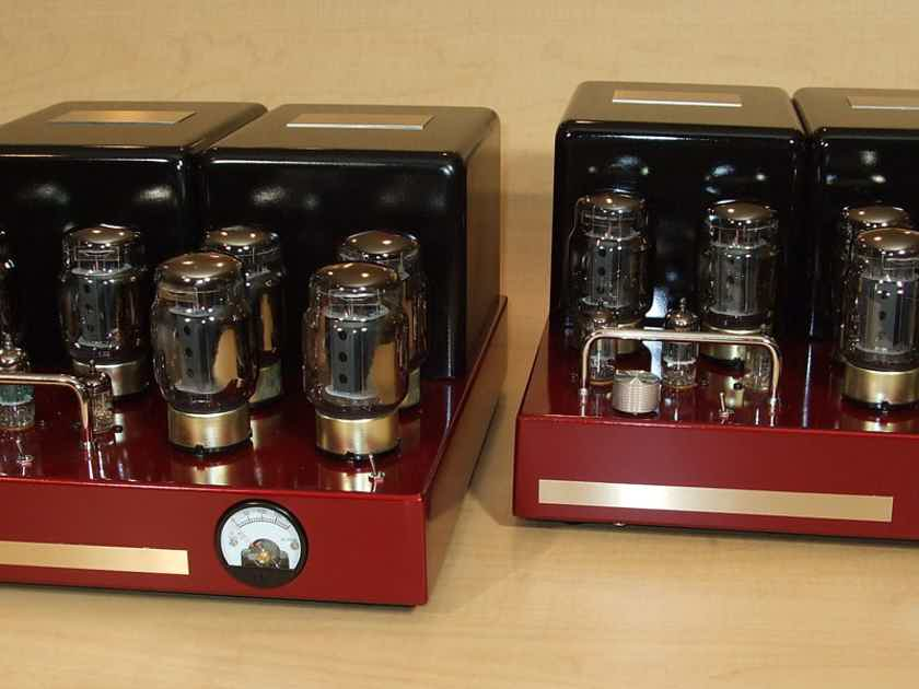 Carver Corp 350 mono tube amp 350 watt tube amps-10yr warranty