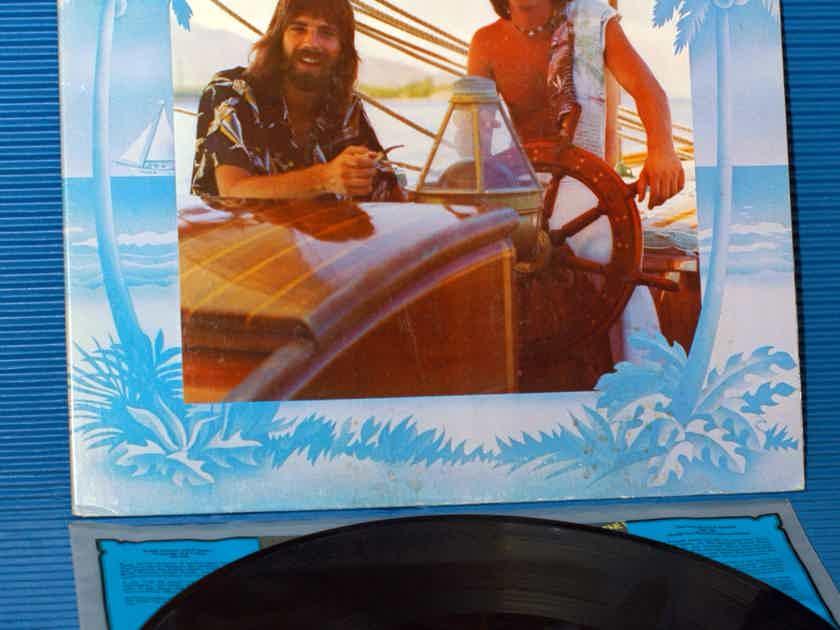 "LOGGINS & MESSINA  - ""Full Sail"" -  Direct Disk Labs 1981"