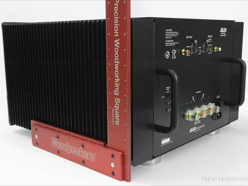 SALE PROMOTION! 450 Watts Per Channel CLASS A/B Balanced ADCOM GFA-585SE Amplifier deal!