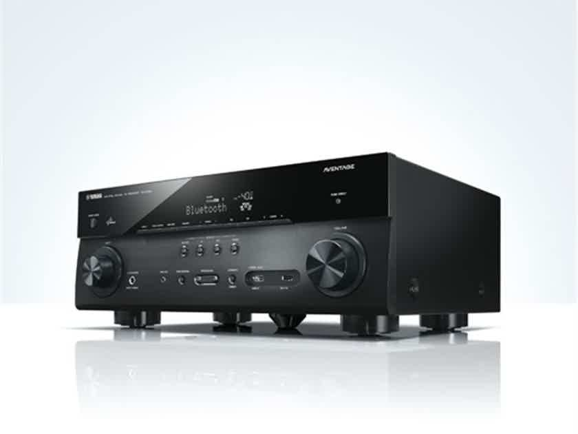 Yamaha RX-A750 Home Theater 7.2 ch AV Receiver (4K/HDR/HDCP 2.2/wifi)