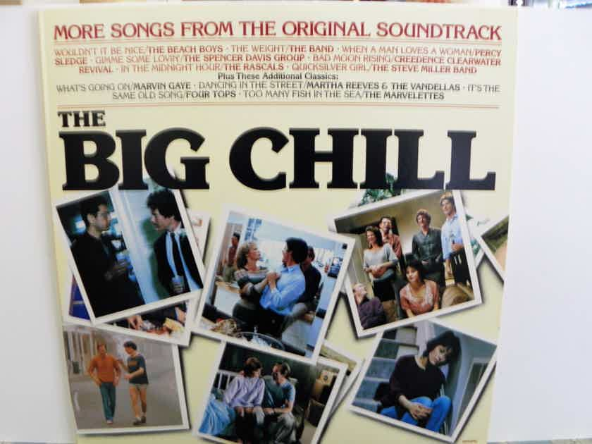 THE BIG CHILL  - MORE SONGS FROM THE ORIGINAL SOUNDTRACK NM