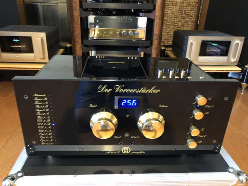 MBL 6010 with phono
