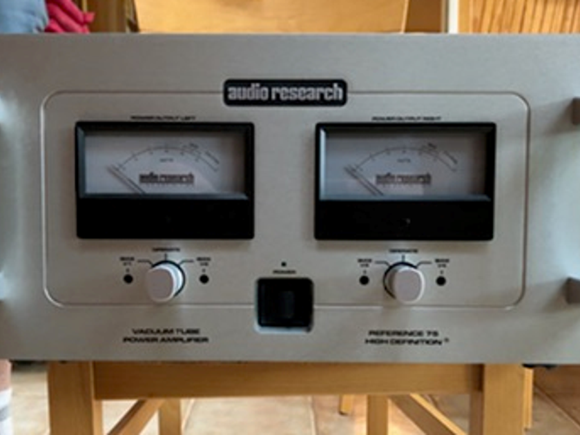 Audio Research Reference 75