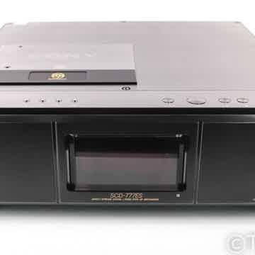 SCD-777ES SACD / CD Player