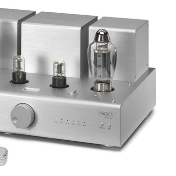 Lyric Audio Ti100 Mk.II Class-A single-ended integrated tube amplifier with KT170 tubes