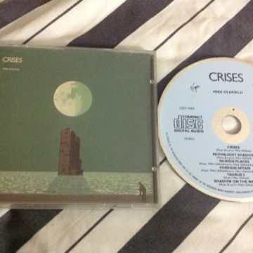 Mike Oldfield - Crises Blue Face Virgin Records U.K. Co...