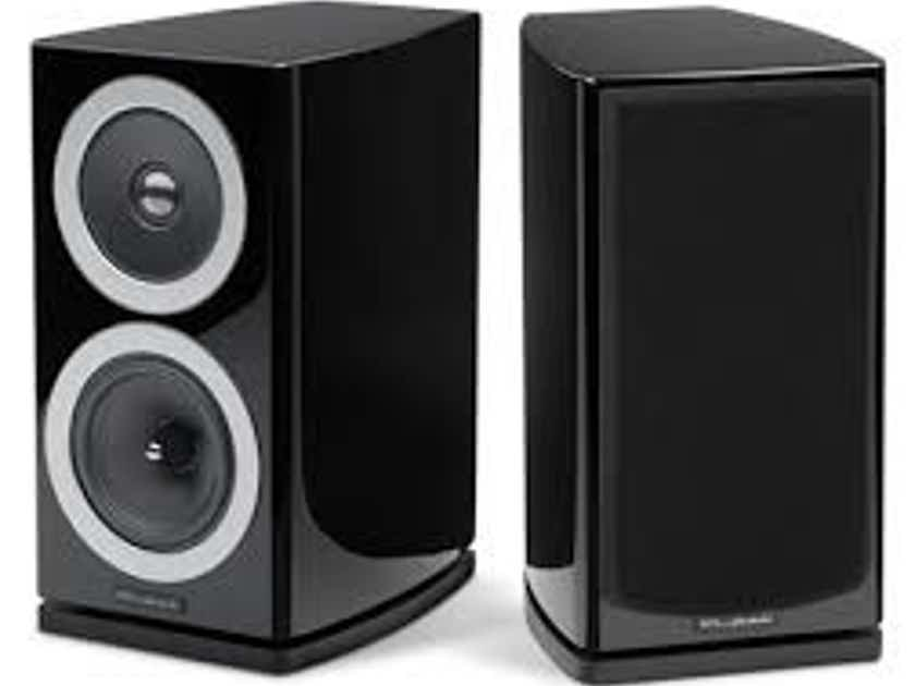 WHARFEDALE Reva-1 Bookshelf Loudspeakers: Brand New-In-Box; 5 Yr. Warranty; 60% Off