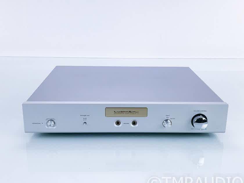 Luxman P-1U Stereo Headphone Amplifier; P1U; Upgraded (16735)