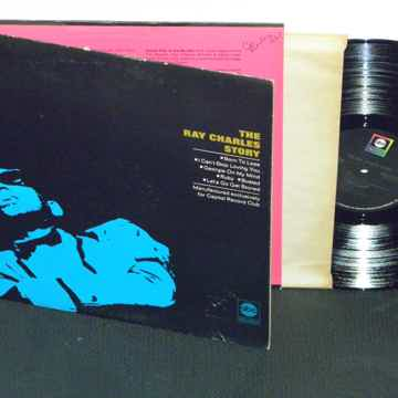 The Ray Charles Story (2 LP set)