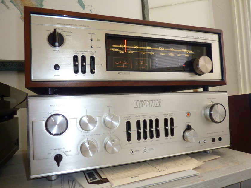 Luxman L-100u Excellent condition - fully serviced!