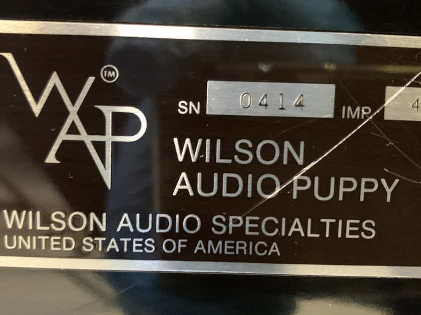 Wilson Audio Tiny Tot With Puppies Speaker System