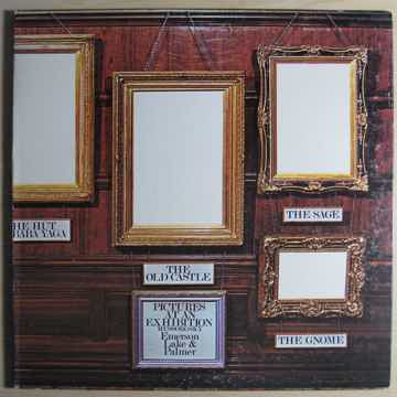ELP / Emerson, Lake & Palmer - Pictures At An Exhibitio...