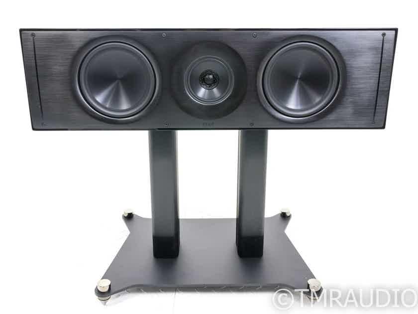 Elac Adante AC-61 Center Channel Speaker w/ Stand; Gloss Black (19245)