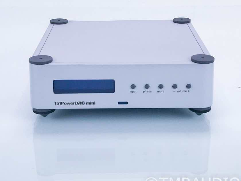 Wadia 151PowerDAC Mini Stereo Integrated Amplifier Digital (16761)