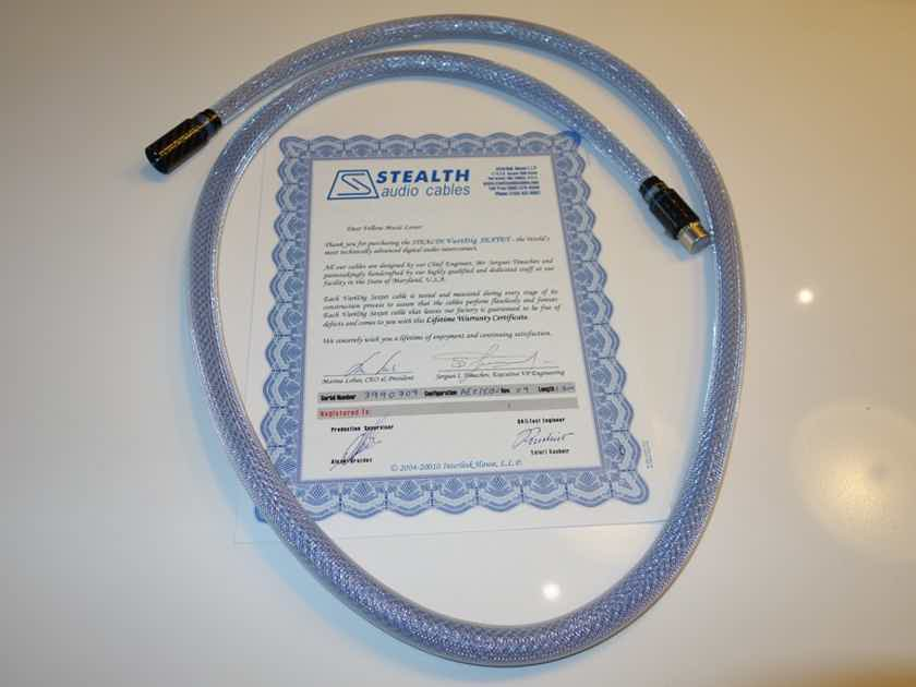 Stealth Audio Cables Varidig Sextet AES/EBU 1.5 meters