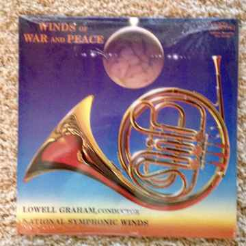 Lowell Graham/ National  Winds Wilson Audio original Winds of War and Peace