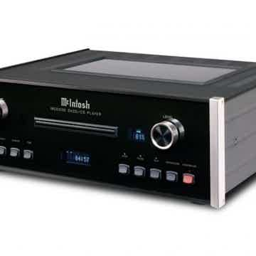 McIntosh MCD500 SACD / CD Player