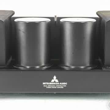 DA-A10DC Vintage Stereo Power Amplifier