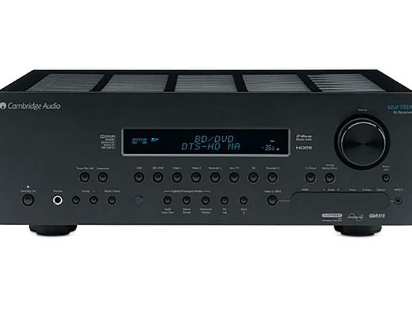 Cambridge Audio Azur 751R V1 7.1-Ch AV Receiver: Refurbished; Full Warranty; 77% Off