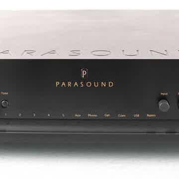 Halo P5 2.1 Channel Preamplifier
