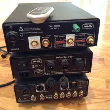 Bel Canto Design Phono 3 VB & VBS-1 Power Supply