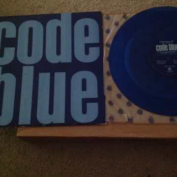 Code Blue - Code Blue Warner Label Blue Vinyl 12 Inch P...