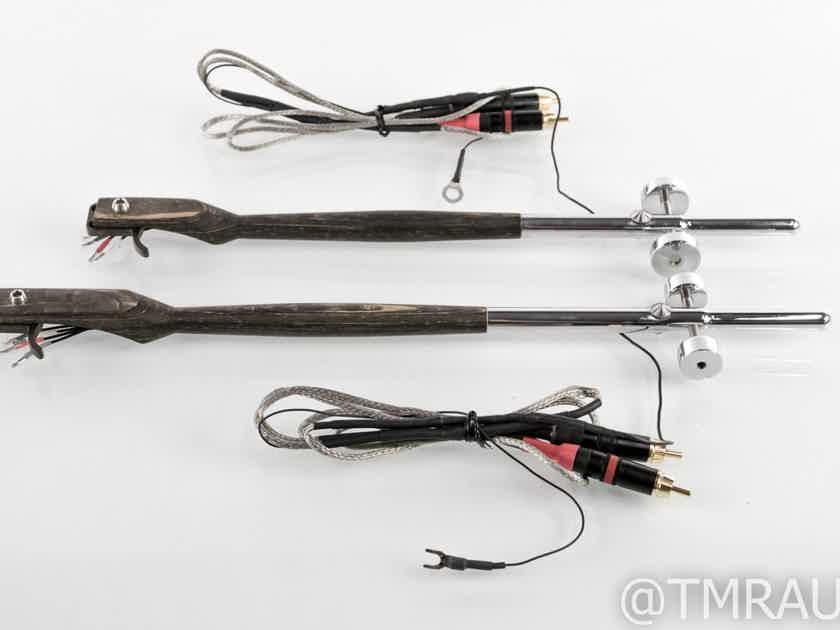 "Sperling Audio TA-1 Tonearm w/ 12"" and 10.5"" Armwands; Kondo Silver Wire (23743)"