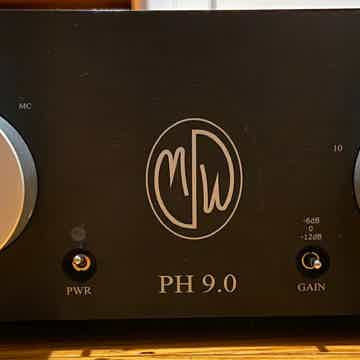 ModWright PH 9.0 w/Power Supply + Original NOS AMPEREX ...
