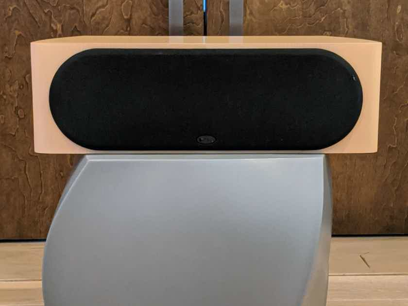 KEF Reference Model 202/2c Center Channel in Maple Finish