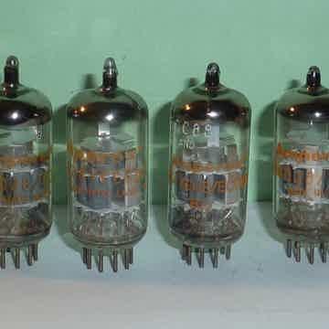 Amperex 6DJ8 ECC88