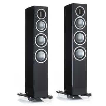 MONITOR AUDIO Gold 300 3-Way Floorstanding Loudspeakers: