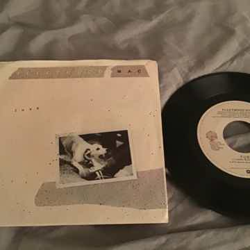Fleetwood Mac Tusk/Never Make Me Cry 45 With Picture Sl...