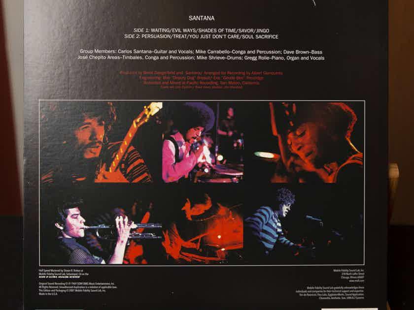 Santana - Santana MSFL 1-303 2007 LE Version
