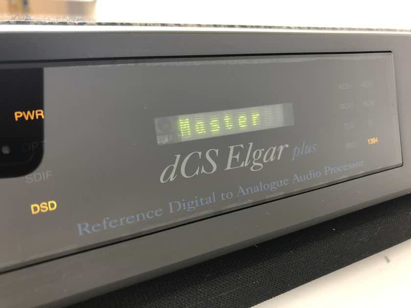 dCS Elgar Plus DAC, DSD Capable, Super Rare
