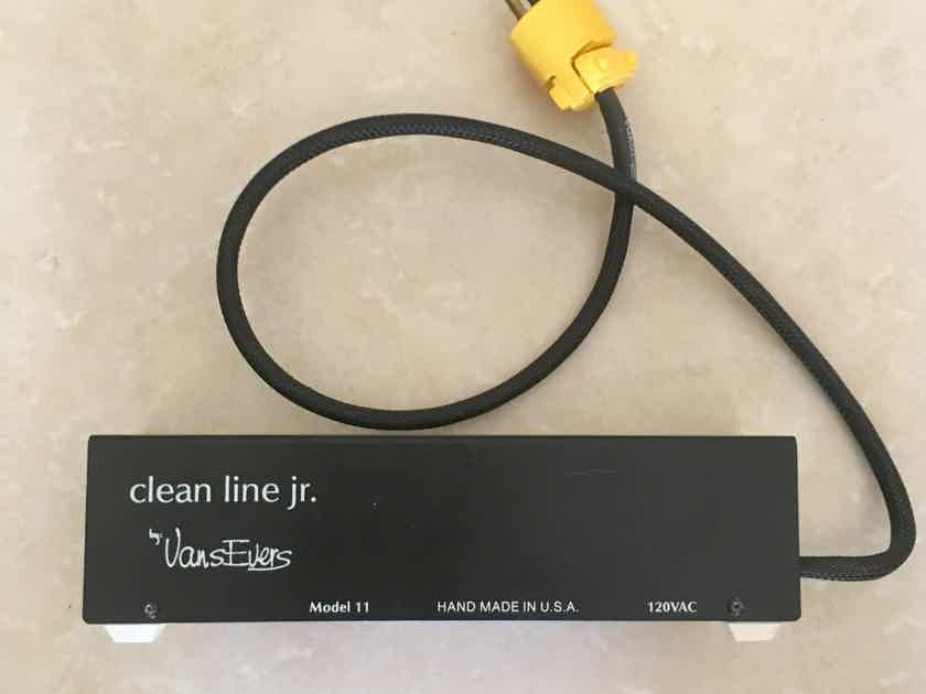 Vans Evers Model 11   Clean Line jr. (analog) Power Conditioner ... $99.00