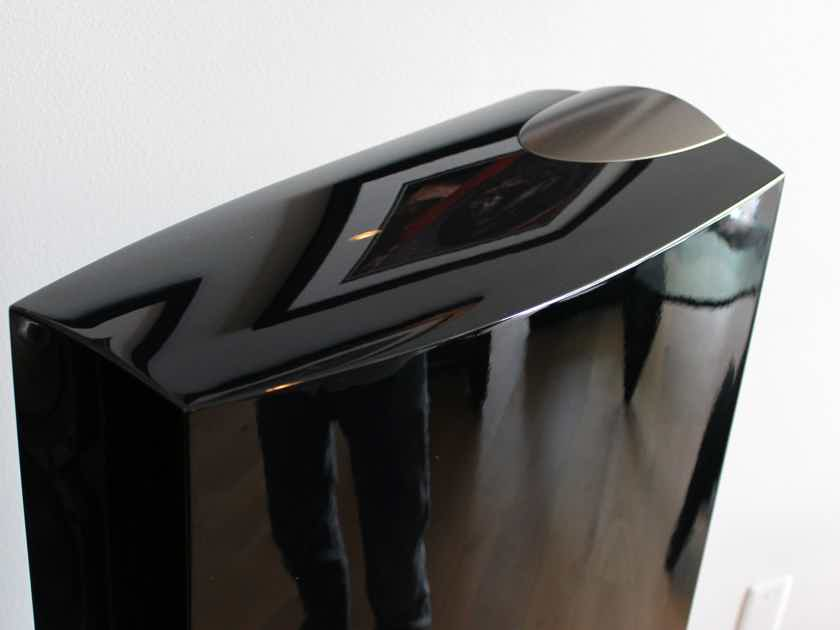 Paradigm Reference S-8 v3 Loudspeakers in Black Gloss Finish - PENDING SALE