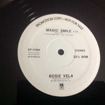 Rosie Vela Magic Smile Promo 12 Inch Gary Katz Producer